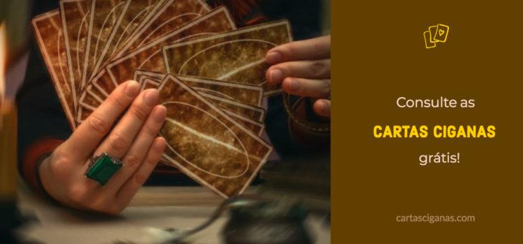 Conselho das Cartas Ciganas Grátis