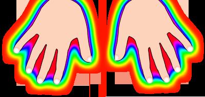 Ver a cor da Aura