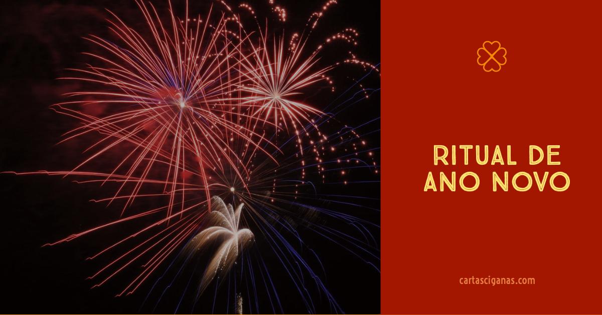 ritual de ano novo